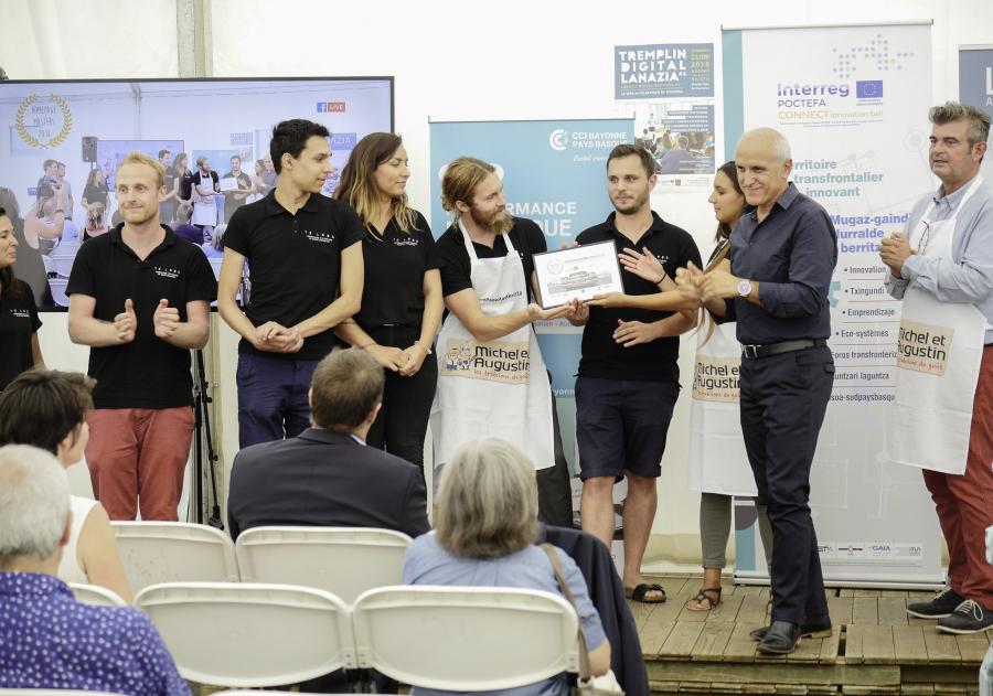 Le collectif Le Labo remporte le Homepage Masters 2018