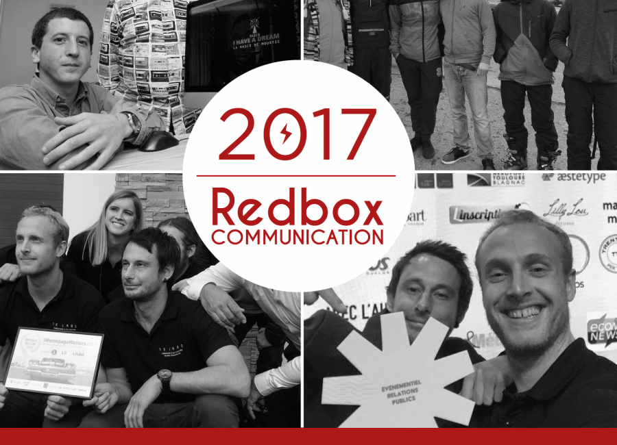 Redbox fête ses 5 ans - Épisode 5 : Aller plus haut